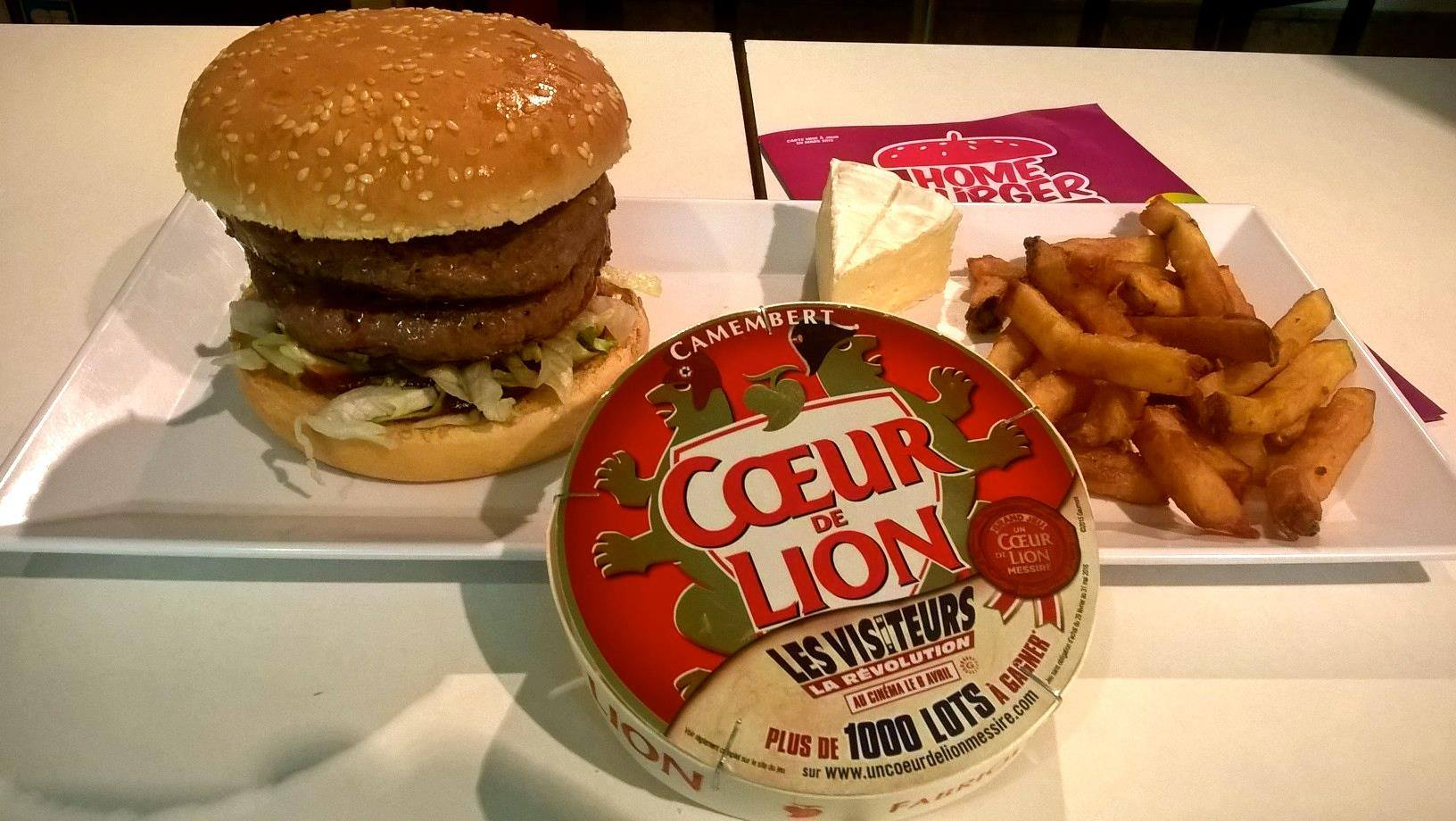 [Home Burger]