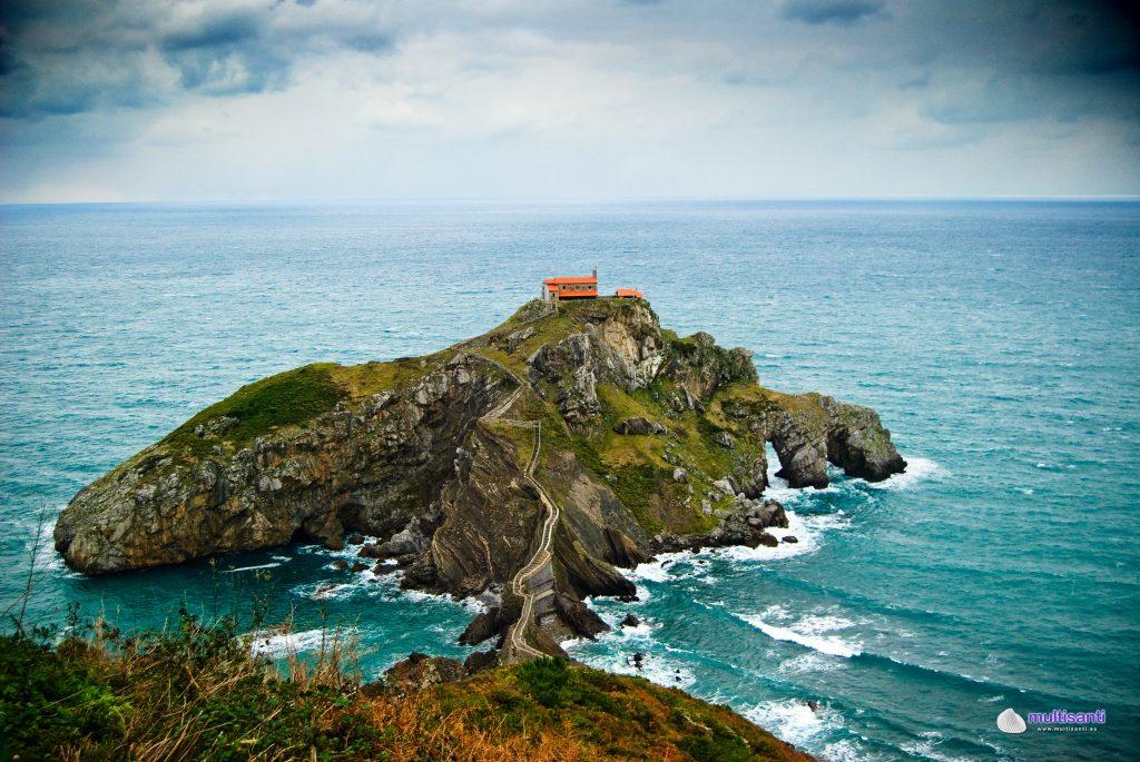 Visitez les lieux de tournage de Game of Thrones dans le Pays Basque !